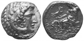 MACEDONIAN KINGDOM. Alexander III the Great (336-323 BC). AR tetradrachm   Condition: Very Fine  Weight: 15.60 gr Diameter: 23 mm