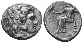 MACEDONIAN KINGDOM. Alexander III the Great (336-323 BC). AR tetradrachm   Condition: Very Fine  Weight: 16.80 gr Diameter: 26 mm