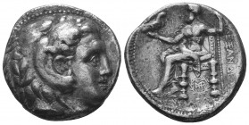 MACEDONIAN KINGDOM. Alexander III the Great (336-323 BC). AR tetradrachm   Condition: Very Fine  Weight: 16.80 gr Diameter: 27 mm