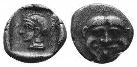 PAMPHYLIA. Aspendos. Obol (Circa 420-360 BC).