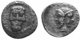 CILICIA. Uncertain. Hemiobol (4th century BC).