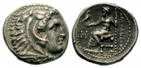 Kings of Macedon. Alexander III 'the Great' (336-323 BC). AR Drachm