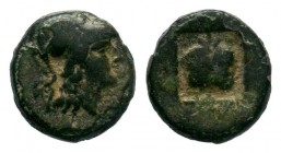 PAMPHYLIA. Side. Ae (3rd/2nd centuries BC).  Weight: 1,74 gr Diameter: 11,00 mm