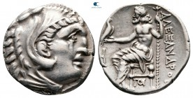 "Kings of Macedon. 'Teos'. Alexander III ""the Great"" 336-323 BC. Drachm AR"