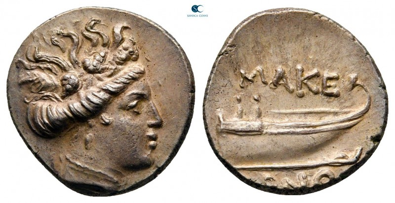 Kings of Macedon. Uncertain mint in Macedon. Time of Philip V - Perseus 187-167 ...