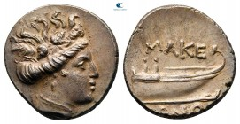 Kings of Macedon. Uncertain mint in Macedon. Time of Philip V - Perseus 187-167 BC. Tetrobol AR