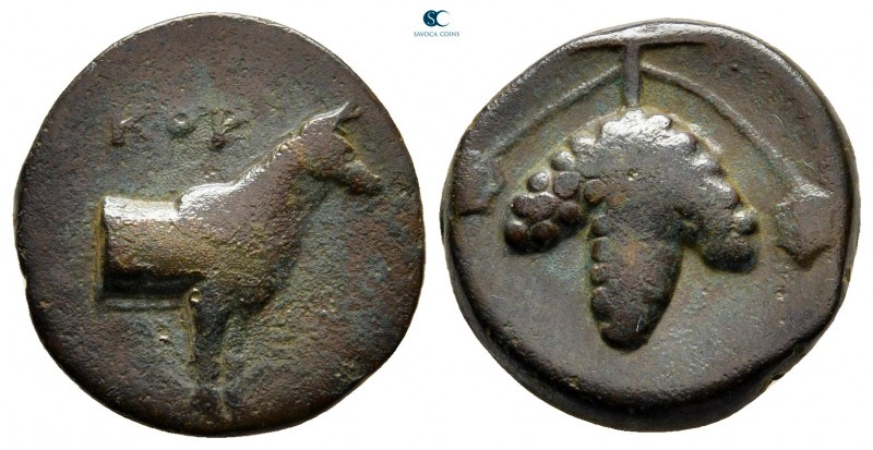 Corcyra. Corcyra 400-338 BC. 