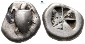 Islands off Attica. Aegina circa 525-500 BC. Stater AR