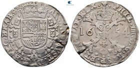 Belgium. Spanish Netherlands. Brabant. Philip IV of Spain AD 1621-1665. Patagon AR