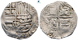 Spain. Uncertain mint. Philipp IV AD 1621-1665. 8 Reales AR