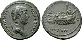 HADRIAN (117-138). As. Rome