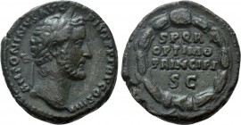 ANTONINUS PIUS (138-161). As. Rome