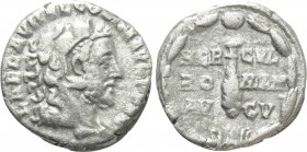 COMMODUS (177-192). Denarius. Rome