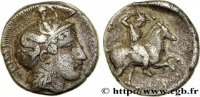THESSALY - PHARSALOS Type : Drachme  Date : c. 425-400 AC.  Mint name / Town : Pharsale, Thessalie  Metal : silver  Diameter : 18  mm Orientation dies...