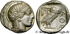 ATTICA - ATHENS Type : Tétradrachme  Date : c. 430 AC.  Mint name / Town : Athènes  Metal : silver  Diameter : 25  mm Orientation dies : 1  h. Weight ...