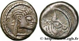 COLCHIS Type : Hemidrachme  Date : c. 400 AC.  Mint name / Town : Phasis, Colchide  Metal : silver  Diameter : 12,5  mm Orientation dies : 3  h. Weigh...