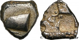 PAPHLAGONIA - SINOPE Type : Drachme  Date : c. 480-450 AC.  Mint name / Town : Sinope, Paphlagonie  Metal : silver  Diameter : 15  mm Weight : 5,07  g...