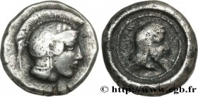 LYCIA - SATRAPS OF LYCIA - ANONYMOUS Type : Statère  Date : c. 430-410 AC  Mint name / Town : Atelier incertain  Metal : silver  Diameter : 19  mm Ori...