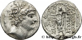 SYRIA - SELEUKID KINGDOM - ANTIOCHUS VIII GRYPUS Type : Tétradrachme  Date : c. 121-114 AC.  Mint name / Town : Antioche, Syrie  Metal : silver  Diame...