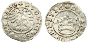 Austria Hungary 1/2 Grosz 1526 Silesia the city of Swidnica - Ludwik Jagiellonczyk (1516-1526); the king of Bohemia and Hungary; city grosz 1526. Swid...