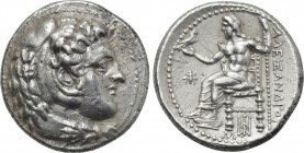 KINGS OF MACEDON. Alexander III 'the Great' (336-323 BC). Tetradrachm. 'Babylon.' Lifetime issue.