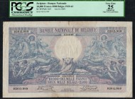 Belgium - 10000 Francs - PCGS 25 - (1929) Large Note