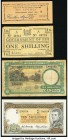 World (Australia, British West Africa and more) Group Lot of 7 Examples Fine-Very Fine.   HID09801242017  © 2020 Heritage Auctions | All Rights Reserv...