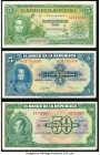 Colombia Group Lot of 6 Examples Fine-Crisp Uncirculated.   HID09801242017  © 2020 Heritage Auctions | All Rights Reserved