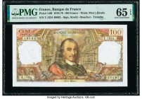 France Banque de France 100 Francs 1976-79 Pick 149f PMG Gem Uncirculated 65 EPQ.   HID09801242017  © 2020 Heritage Auctions | All Rights Reserved