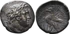 PHOENICIA. Tyre. Ca. 126/5 BC-AD 65/6. AR shekel (  Condition: Very Fine  Weight: 15.60gr Diameter: 29mm