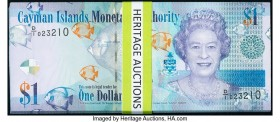 Cayman Islands Monetary Authority 1 Dollar 2010 Pick 38a 90 Examples Crisp Uncirculated.   HID09801242017  © 2020 Heritage Auctions | All Rights Reser...