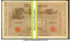 Germany Imperial Bank Notes 1000 Mark 1910 Pick 44b 60 Examples About Uncirculated-Crisp Uncirculated.   HID09801242017  © 2020 Heritage Auctions | Al...