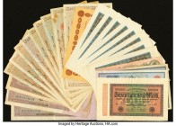 Germany, Poland, Russia and More Group Lot of 80 Examples Fine-Crisp Uncirculated.   HID09801242017  © 2020 Heritage Auctions | All Rights Reserved
