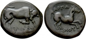 APULIA. Arpi. Ae (Circa 275-250 BC). 