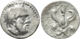 SICILY. Catane. Litra (430-415 BC). 