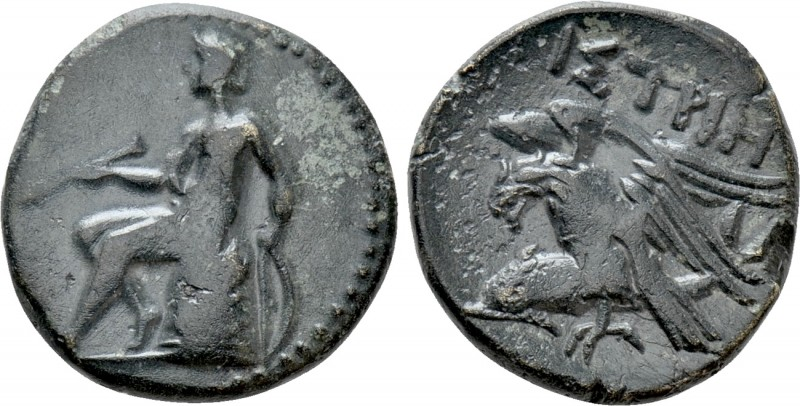 MOESIA. Istros. Ae (Mid 1st century BC). 