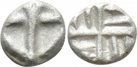 THRACE. Apollonia Pontika. Hemiobol (Circa 540/35-530 BC). 