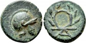 THRACE. Maroneia (as Agothokleia). Ae (Early 3rd century BC). 