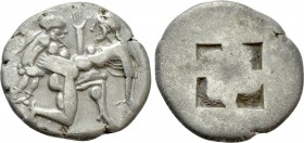 THRACE. Thasos. Stater (Circa 480-463 BC). 