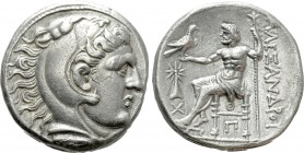 KINGS OF MACEDON. Alexander III 'the Great' (336-323 BC). Tetradrachm. Uranopolis(?). 