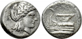 BITHYNIA. Kios. Half Siglos or Trihemiobols (Circa 350-300 BC). Uncertain, magistrate. 