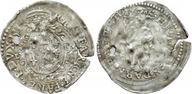 ITALY. Parma. Ranuccio Farnese (1592-1622). Giulio. 