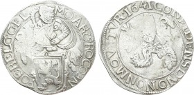 NETHERLANDS. Gelderland. Lion Dollar or Leeuwendaalder (1641). 