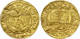 NETHERLANDS. United Provinces. Overijssel(1590-1593). GOLD Ducat.