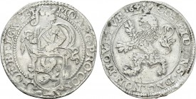 NETHERLANDS. West Friesland. Lion Dollar or Leeuwendaalder (1643). 