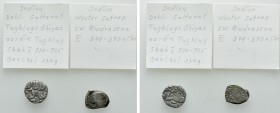 2 Islamic / Indian Coins. 