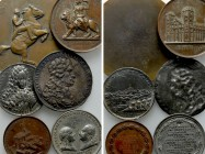 6 Medals etc. 