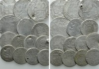 14 Modern Coins; Netherlands, France etc. 