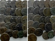 26 Roman Provincial Coins. 