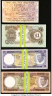 World (Biafra, Equatorial Guinea, Zambia) Group Lot of 480 Examples Very Good-Crisp Uncirculated (Majority CU). Staining, tears, ink, edge damage are ...